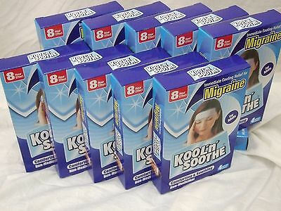 Kool'N'Soothe Patches for Migraine Headache Kool And Soothe, Buy more & SAVE