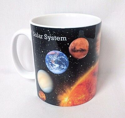 Solar System - Space - Astronomy - Gift Ideas - Planets - Coffee MUG CUP - GIFT