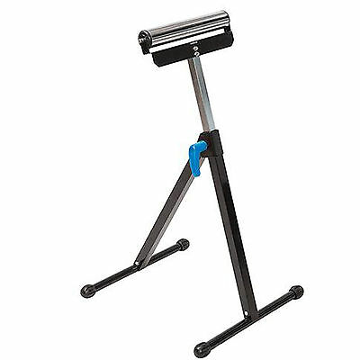 Silverline Adjustable Height Roller Stand Work Support 685mm-1080mm 675120 New