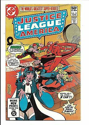 Justice League Of America # 191 (June 1980), Fn/vf