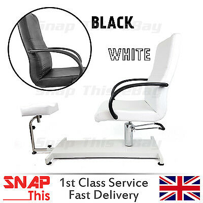Salon Pedicure Foot Spa Nail Chair Station Beauty Massage Hydraulic Furniture UK