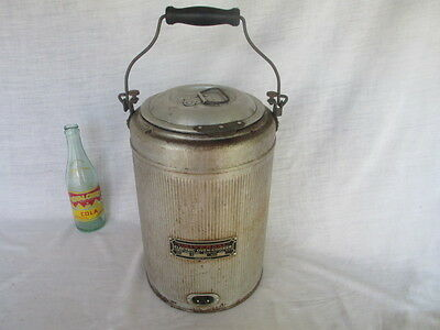 Antique 1900s UNIVERSAL Landers Frary Clark COOKER MINER'S LUNCH PAIL BUCKET