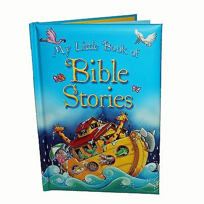 My Little Book of Bible Stories - Children's Padded Hardback  Book