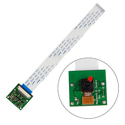 Camera Module Board 1.3 5MP Webcam Video with Cable For Raspberry Pi 2