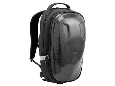 Büse Hard Shell Backpack Carbon Travel Touring Bag Motorcycle Motorbike Scooter