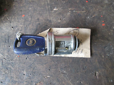 Fiat Punto mk2 and mk3 Ignition barrel with 1 key  (fully tested)
