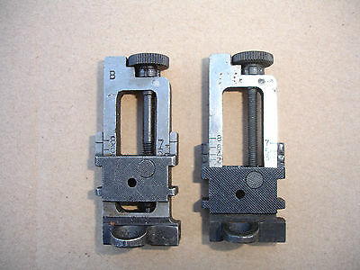 1 x Lee Enfield No5 Rear Sight - B.S.A & Poole available