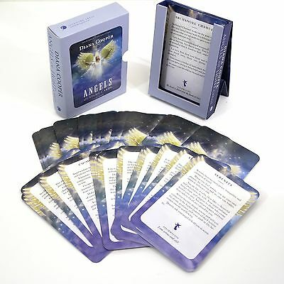 Diana Cooper Angels of Light Angel Cards Positive Spiritual Affirmation Unsealed