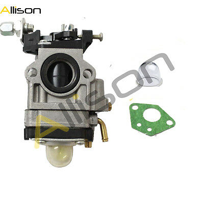 For ARDISAM Earthquake E43 AUGER 300486 11334 43CC 51.7CC Carburetor Carb