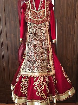 Indian Asian Bridal/Occasion Dress