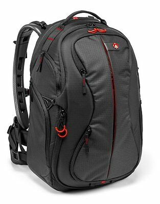 Manfrotto Pro Light Bumblebee-220 PL Camera Backpack - Black