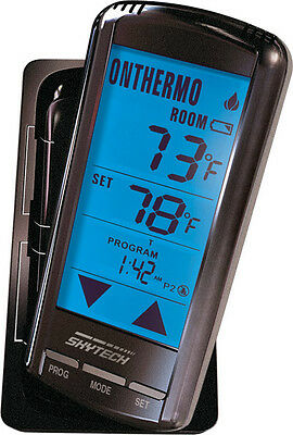 Skytech SKY-5301P Thermal Fireplace Touch Screen Gas Remote Control System
