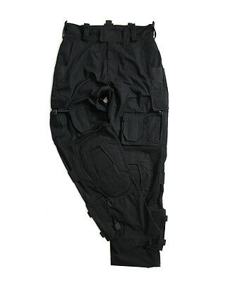Arktis C222 SF Ranger Trousers With Kneepads - Tactical Black
