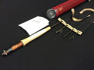 """Hardy Artisan 8'6"""" #4 Fly Rod - Made in England"""
