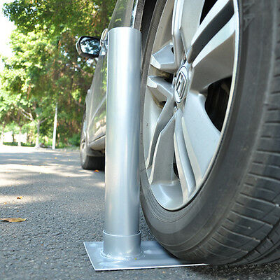 """Tailgate Tire Mount 2-5/9"""" Dia All Metal Wheel Stand 25' 20' Flagpole Holder"""