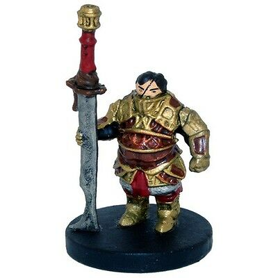 D and D Miniatures Storm Kings Thunder 007 Crag Ungart