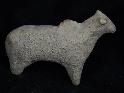 Ancient Teracotta Bull Indus Valley 1000 BC        #TR15375