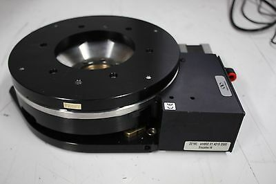 Newport  ZVR-PC ZVR-PP Integrated Vertical and Stepper Motor Rotation Stage