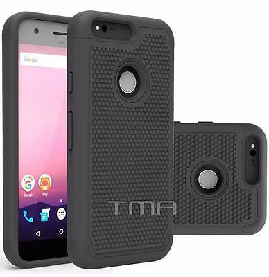 Fits Google Pixel Pixel XL Case Shockproof Hybrid Armor Impact Dual Layer Cover