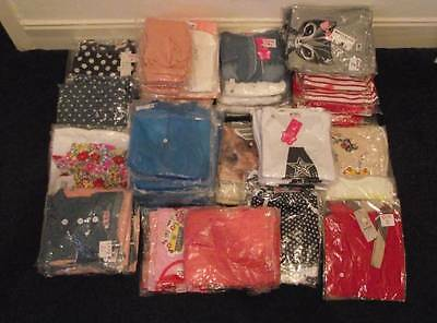 JOB LOT GIRLS CLOTHES 100 items BNWT indiv. wrapped. Liquidation stock
