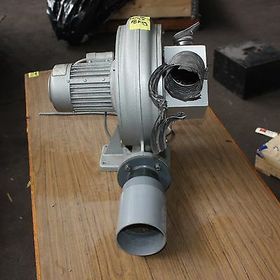 Rietschle 1 phase Type REL 26020 (12) 101696-1242 0.24KW BLOWER