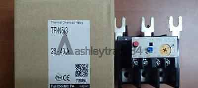 New FUJI Thermal Overload Relay TR-N5/3 28-40A