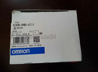 1PCS New Omron K3HB-RNB-AT11 Panel Meter 100-240VAC
