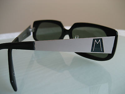 Vintage Claude Montana Model # 8507 Sunglasses Made In France 1980's