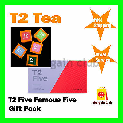 T2 Five Famous Five Gift Pack (Express Post)