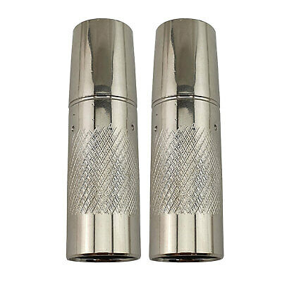 Shroud 4392 Tapered Conical 2 Pack Bernard Style MIG Nozzle Long Life