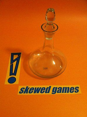 KROSNO Made in Poland Decanter with Stopper -