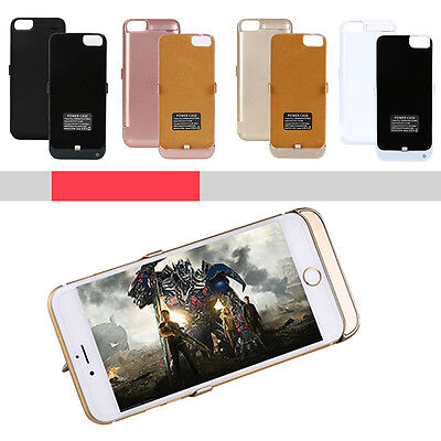 Travel Charger Case For iPhone 7 6S PLUS Ultra Slim battery External Power Bank
