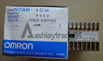 NEW Omron Digital Counter H7AN-4DM