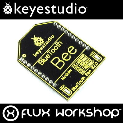 Keyestudio Bluetooth HC-05 XBee B2.0 Module KS-143 Master Slave Flux Workshop