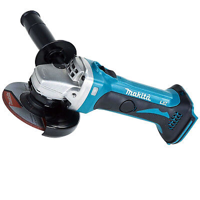 Makita 18V LI-ION Cordless 115MM ANGLE GRINDER- DGA452Z