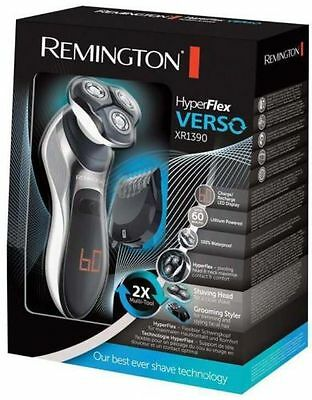 Remington Hyperflex Verso XR1390 Rechargeable Electric Groomer / Wet Dry Shaver