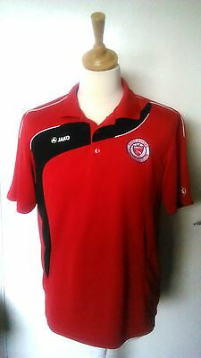 Sligo Rovers FC (League of Ireland) Official Jako Football Shirt (Adult Medium)