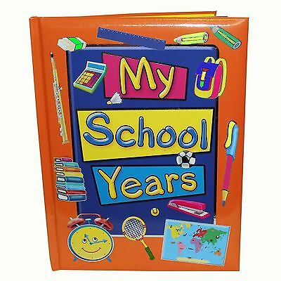 My School Years Record Book,  Keepsake Diary