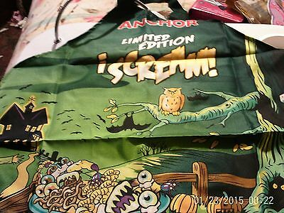 Kids Halloween Apron Spooky Collectable By Anchor  Take A Look