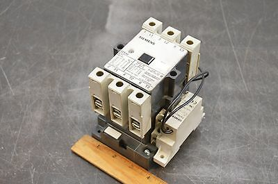 Siemens 3Tf46 Contactor Control Relay Ac Used