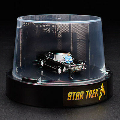 SDCC 2016 Mattel Exclusive Hot Wheels STAR TREK '64 BUICK RIVIERA CAR WITH SPOCK