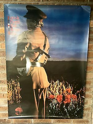 """Pink Floyd, """"The Final Cut"""" Promo Poster, 47 x 36"""