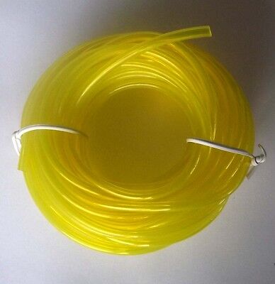 Fuel line for mowers,chainsaws ,trimmers 8 SIZES  3mm ,4.8mm,5mm ,5.5mm 8mm ++