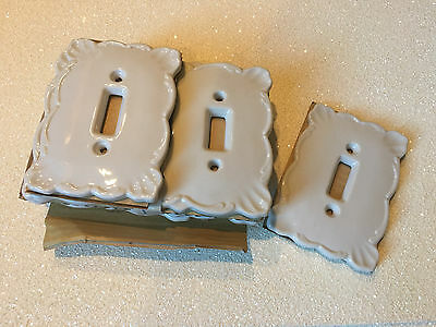 Maryland China New Porcelain Switch Plates