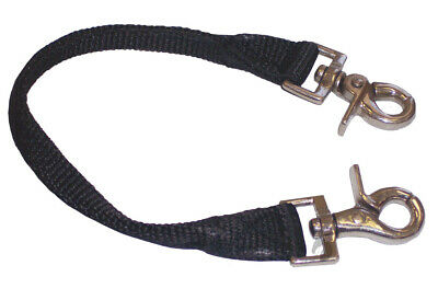 NEW Nylon Monkey Grip Strap security Beginners Children young Horses with clips