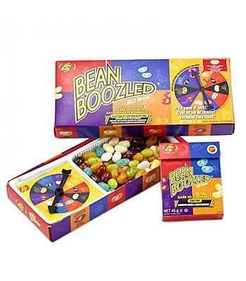 Jelly Belly Beans 3rd Edition Bean Boozled Spinner Game + Refill Box