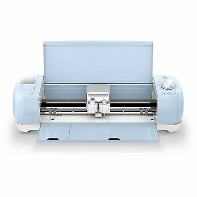 Cricut Explore Air 2 Die Cutting Machine Wireless Electronic Scrapbook New Blue