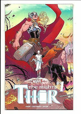 MIGHTY THOR # 1 (JAN 2016), NM/M NEW (Bagged & Boarded)