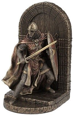 with Two Swords and Shield White Smiffys Knight Crusader Set 50cm// 20in Men