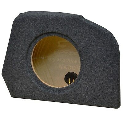 Toyota Avensis 3 Wagon Right Side Fit-Box subwoofer enclosure